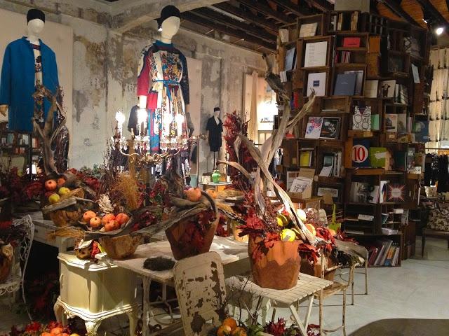 NonostanteMarras, Concept Store Antonio Marras in Milan - Clothing, Books, Arts and Flowers. www.facebook.com/nonostantemarras