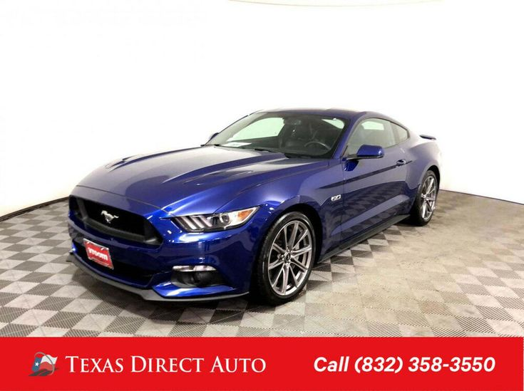 2016 Mustang Gt For Sale Houston
