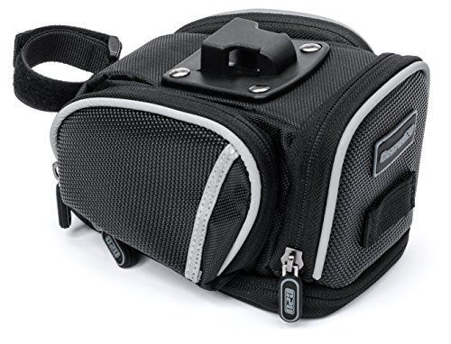 Under Seat Bike Bag By Geared2U - 4 Compartment & Pocket Bicycle Saddle Bag To Carry All Your Important Accessories For Cycling Or Work - No Risk Lifetime Warranty - http://mountain-bike-review.net/products-recommended-accessories/under-seat-bike-bag-by-geared2u-4-compartment-pocket-bicycle-saddle-bag-to-carry-all-your-important-accessories-for-cycling-or-work-no-risk-lifetime-warranty/ #mountainbike #mountain biking