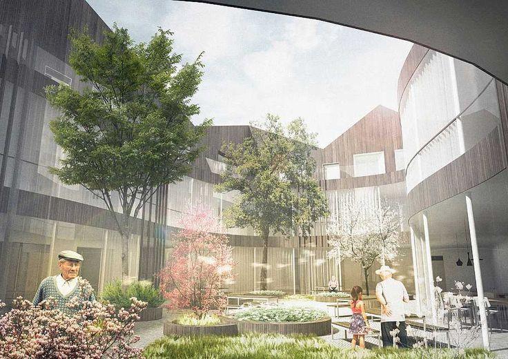 New Frogner Nursing Home C.F. Møller