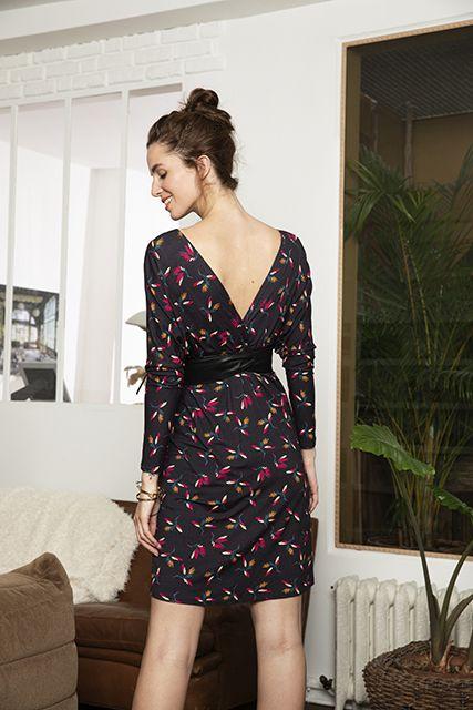 7c688cf329cd2 Envie de Fraise // Collection AH 2019 -MÉLINDA LS- #Dress #MaternityStyle