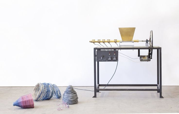 precious plastic by dave hakkens: open-source and DIY plastic recycling machines - designboom | architecture