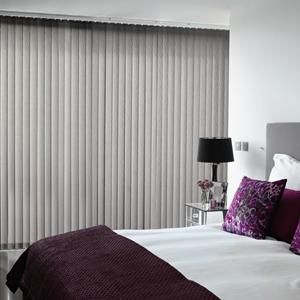 "3 1/2"" Premier Fabric Vertical Blinds 6019"