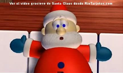 Papá Noel Graciosas http://www.riotarjetas.com/tarjetas_de_navidad.html