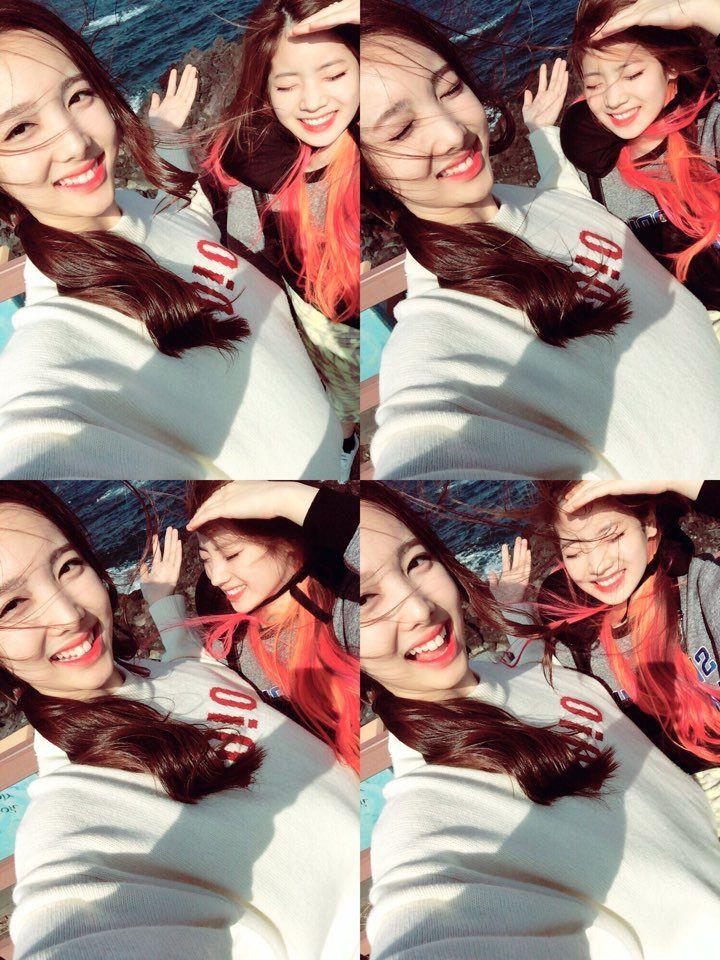 Naeyeon and Dahyun ❤️