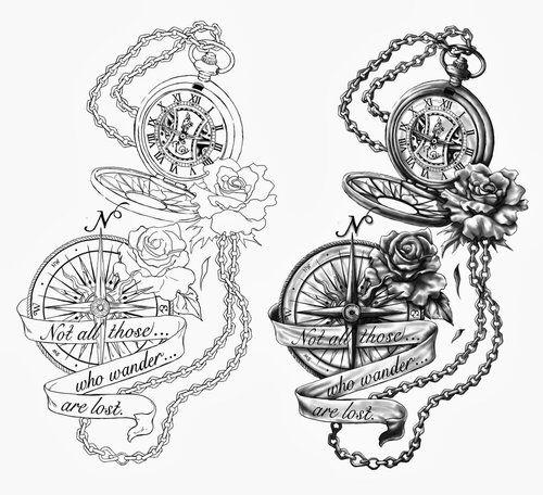 New tattoo design...thinking an arm piece