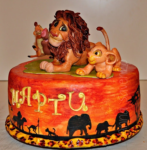 50 Best Images About Lion King First Birthday Party On