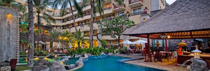 Hotel In Kuta Bali Official Website By Kutaparadisohotel