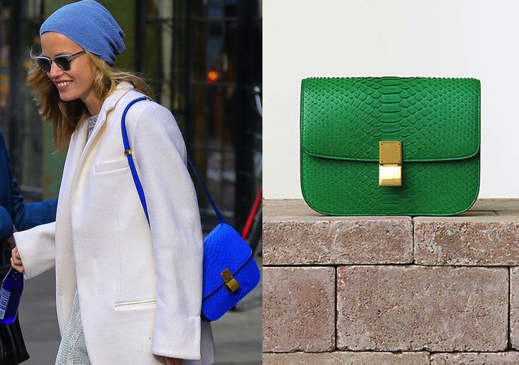 Celine on Pinterest | Python, Box Bag and Phoebe Philo