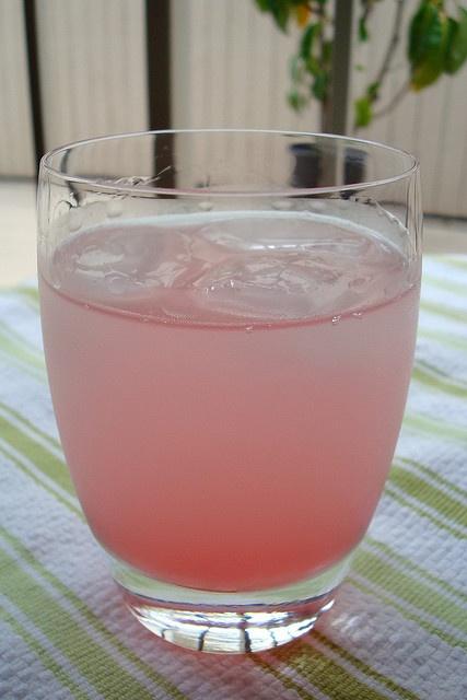 Rhubarb Soda | drinks | Pinterest