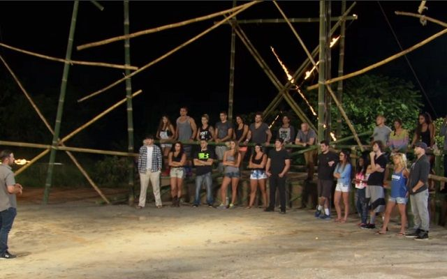 Did you miss it last Night? MTV's The Challenge: Battle of the Exes II › Ep. 1 where is the love? Watch it right now!