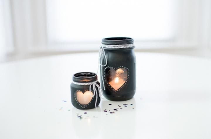 DIY Projects with Mason Jars | BCLiving