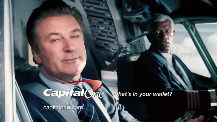 Capital One - At the Airport with Alec Baldwin