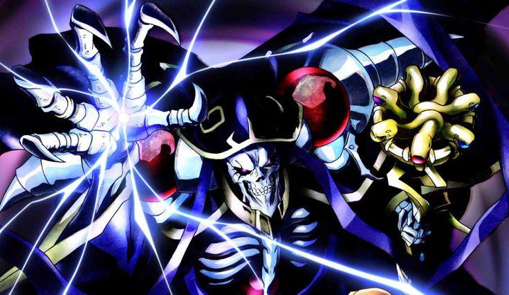 Overlord TV Anime Season 2 Confirmed!!