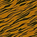 Tiger Skin Print Shelf Paper by ChicShelfPaper.com