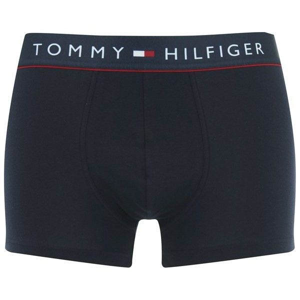 tommy hilfiger men 39 s cotton trunk boxers 21 liked on polyvore featuring mens men 39 s clothing. Black Bedroom Furniture Sets. Home Design Ideas