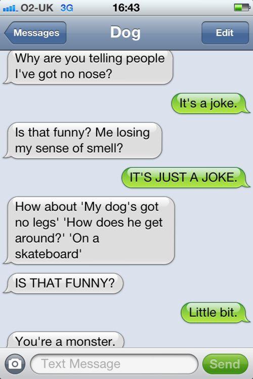 sleep texting examples