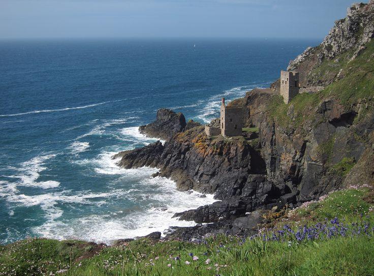 Botallack mine by Chris Morrison #Cornwall #heritage #coast