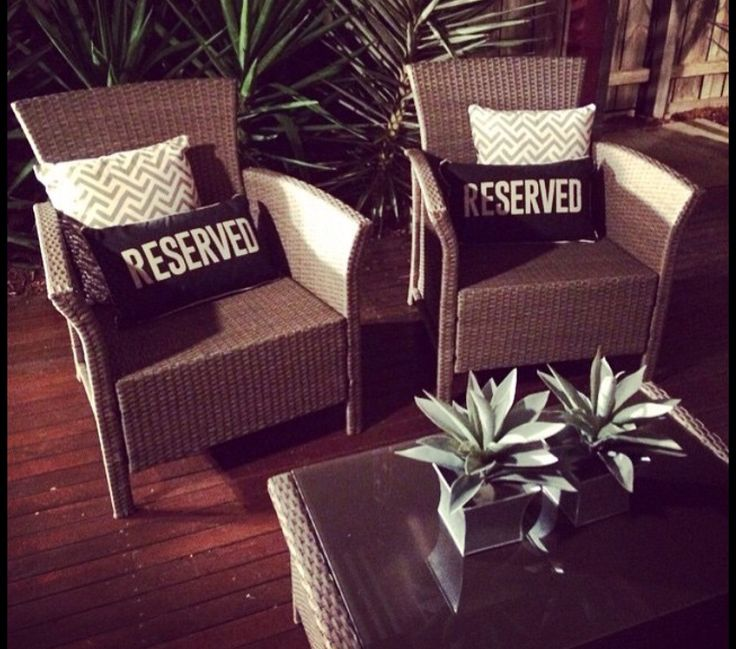 Outdoor Setting found at Kmart. #reserved
