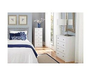 Essential Home Belmont 5 Drawer Lingerie Chest