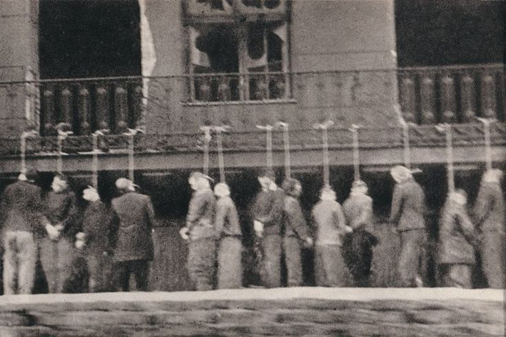 16 października 1942 r. Niemcy dokonali pierwszej publicznej egzekucji na terenie Warszawy.…