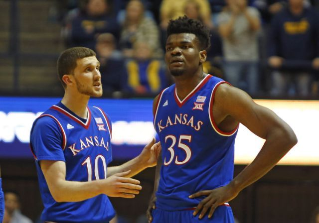Police called after man enters Kansas basketball dorm offering free-throw advice