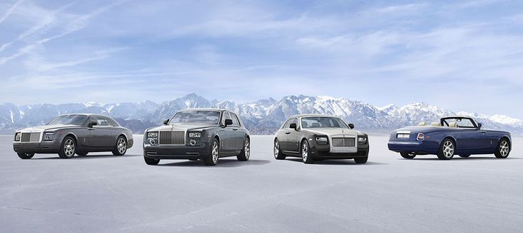 The Family Rolls Royce