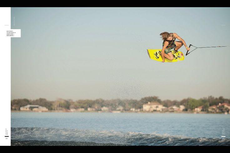 Вот за такие стильные грэбы я обожаю вейкбординг #wakeboarding