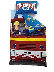 Website for EVERYTHING Fireman Sam. Yippee!