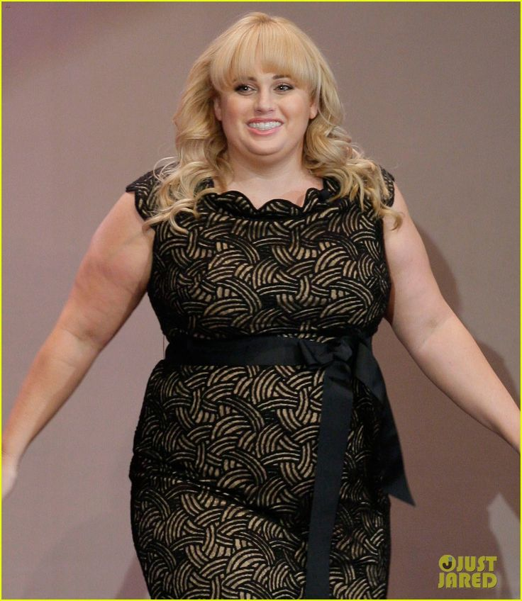 Rebel Wilson: Sassy, a touch classy, and a full size chassis!