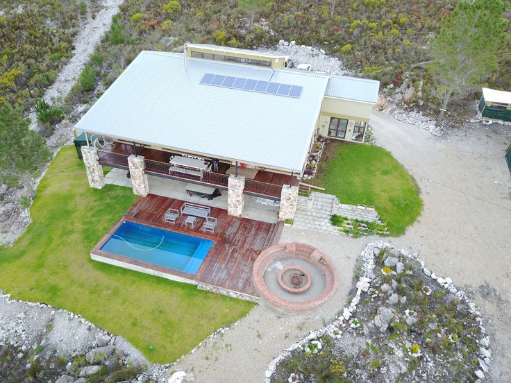 #GoGreen #Solar #PowerYourself Modern Homes in South Africa