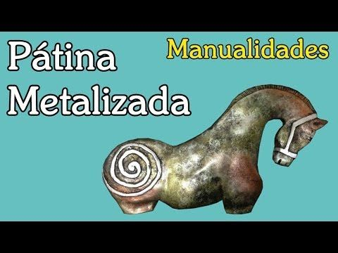 Pátina metalizada - YouTube