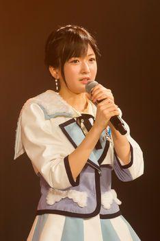6月27日の劇場公演での須藤凛々花(NMB48)。 (c)NMB48