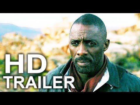 THE DARK TOWER Trailer #2 NEW (2017) Idris Elba Movie HD - YouTube