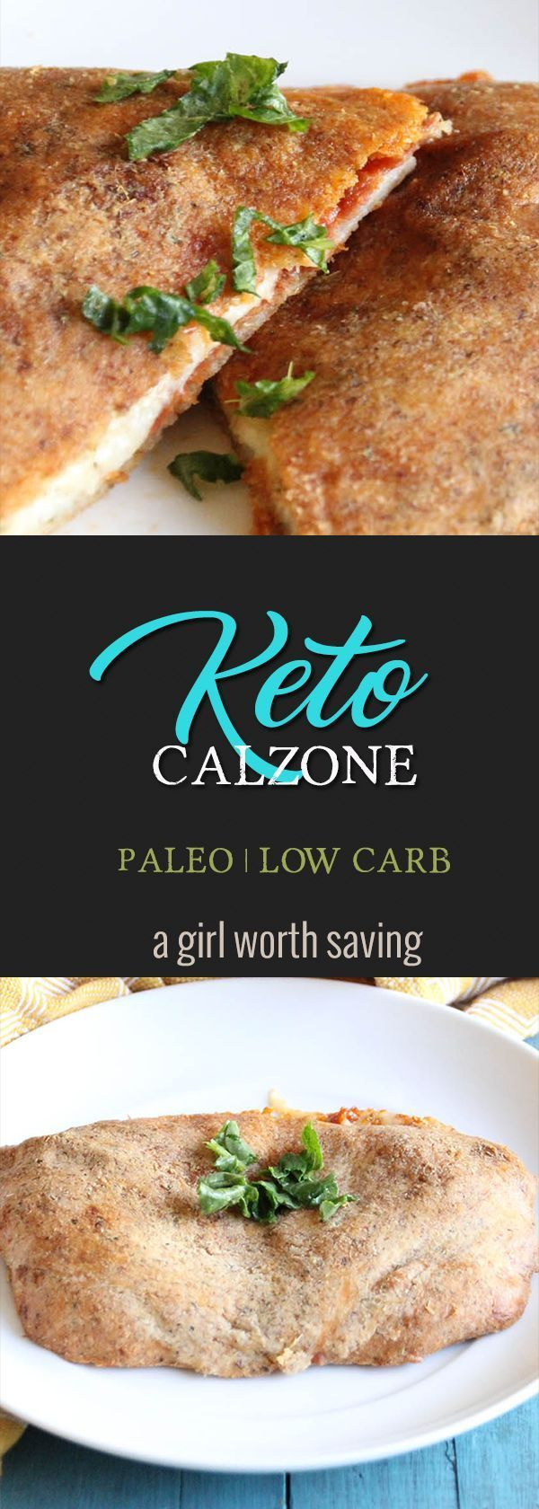 Looking for a Keto calzone recipes with the perfect bread-like dough? You hit the jackpot! Made with healthy almond flour that is good for eye health. @DiscountGlasses via @bejelly