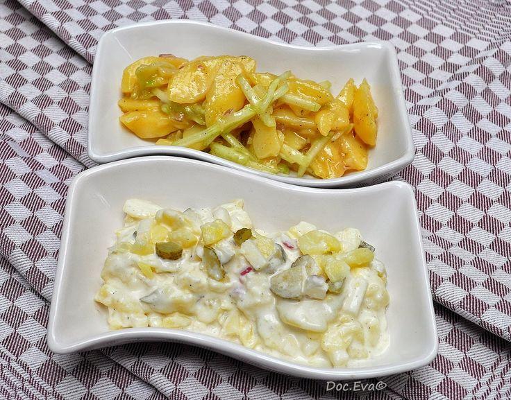46 best Kartoffelsalat aus allen Himmelsrichtungen images on - jamie oliver k chenhelfer