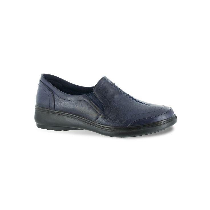 Easy Street Ultimate Comfort Women's Loafers, Size: medium (6.5), Blue (Navy)