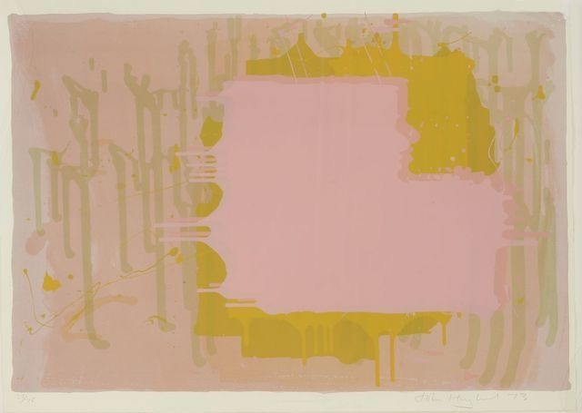John Hoyland | Untitled (1973) | Available for Sale | Artsy