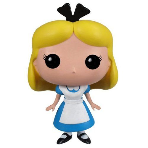 Figurine Alice (Alice Au Pays Des Merveilles) - Figurine Funko Pop http://figurinepop.com/alice-au-pays-des-merveilles-alice-in-wonderland-funko