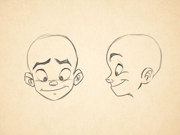 Character Design Tutorial Pdf : Cartoon fundamentals how to draw children tuts design