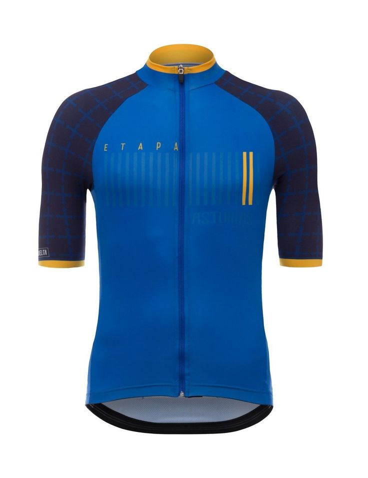 2017 La Vuelta a Espana Asturias Cycling Jersey: Made in Italy by Santini