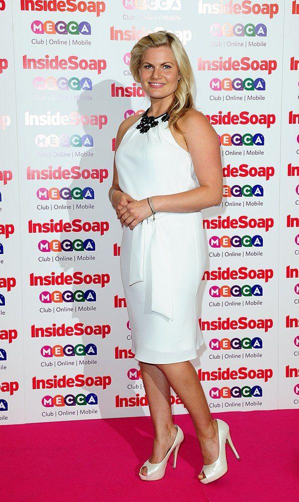 Bonnie Sveen - Inside Soap Awards 2013