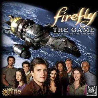 Amazon.com: Firefly: the Game: Toys & Games May also be available at The Comic Book Shoppe in Ottawa