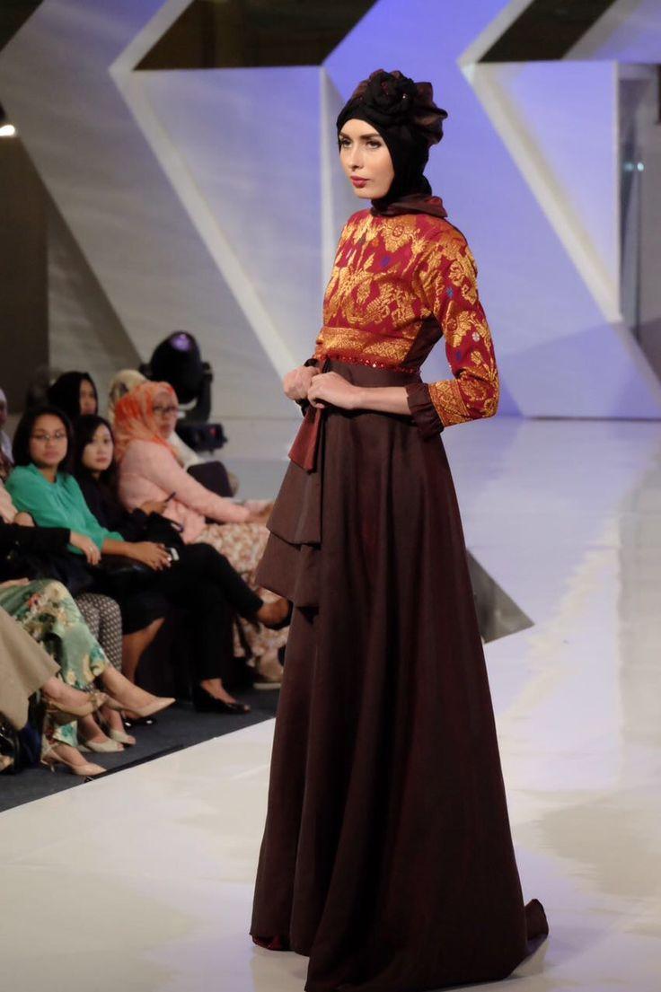 tenun lombok , songket lombok, Jogja Fashion Festival 2017