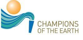 APPLY: Champions of the Earth Award http://www.unep.org/champions/nomination/#sthash.yQo90uOE.dpbs It is the United Nations highest environmental honour that recognizes outstanding visionaries and leaders in the fields of policy, science, entrepreneurship, and civil society action.