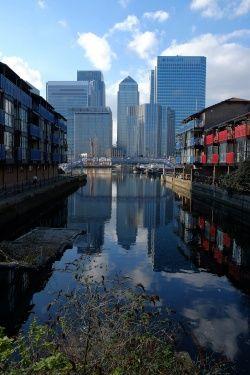 Canary Wharf, London E14