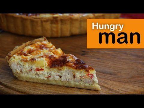 Куриный пирог Киш Лорен -- Голодный Мужчина, Выпуск 26 - YouTube