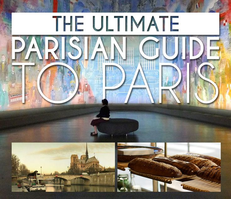 BuzzFeed: The Ultimate Parisian Guide To Paris << I think I can check off only one of these from my brief time in the city; looks like I've got my itinerary for my next visit! #travel #france