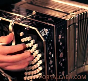 Tango. Milonga Bandoneon Canto, música y baile