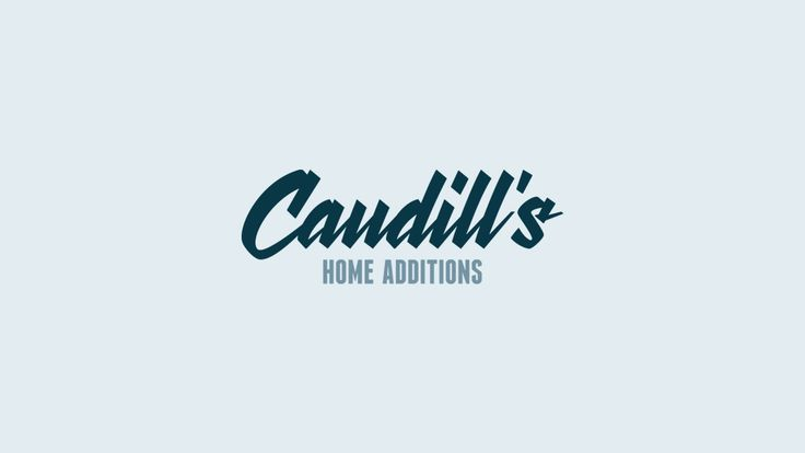 Caudill's Home Additions on Behance